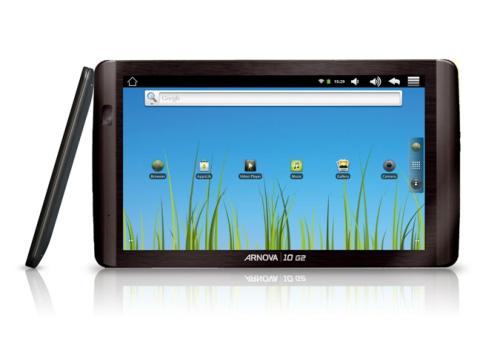 play store pour tablette arnova 10 g2